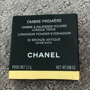 Chanel Ombré Premiere lingered powder eyeshadow